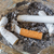 stubs of cigarettes with ashes stock photo © smuay
