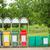 lixo · desperdiçar · separação · reciclagem - foto stock © smuay