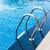 ステンレス · はしご · プール · 水 · 夏 · 楽しい - ストックフォト © smuay
