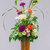 piros · kerámia · váza · szép · fehér · izolált - stock fotó © smuay