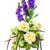 букет · стекла · ваза · изолированный · белый · цветок - Сток-фото © smuay