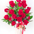 Bouquet of red roses stock photo © smuay
