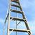 лестница · успех · достичь · Top · облака · здании - Сток-фото © smuay