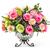ongebruikelijk · Geel · paars · rozen · geïsoleerd · witte - stockfoto © smuay