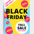 black · friday · vente · affiches · réduction - photo stock © softulka