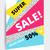 продажи · баннер · шаблон · дизайна · глаза · сайт - Сток-фото © softulka