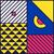 80-х · годов · стиль · красочный · декоративный · обои - Сток-фото © softulka
