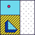 80s · stil · renkli · dekoratif · duvar · kağıdı - stok fotoğraf © softulka