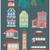 набор · зданий · автомобилей · автобус · кофейня · дизайна - Сток-фото © softulka