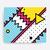 красочный · Поп-арт · шаблон · геометрическим · рисунком · ярко · блоки - Сток-фото © softulka
