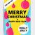 meetkundig · patroon · gelukkig · nieuwjaar · vrolijk · christmas - stockfoto © softulka