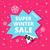 Super winter sale banner stock photo © softulka