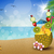 パイナップル · ビーチ · 実例 · ドリンク · 果物 · 食品 - ストックフォト © sognolucido