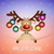 funny reindeer with christmas balls stock photo © sognolucido