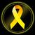 黄色 · リボン · 医師 · 女性 · 戦う · 痛み - ストックフォト © sognolucido