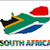 south africa territory with flag texture stock photo © soland