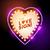 неоновых · любви · сердце · свет · знак - Сток-фото © solarseven