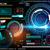 radar · képernyő · felszerlés · ikon · vektor · kép - stock fotó © solarseven