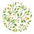 absztrakt · vízfesték · zöld · kézzel · rajzolt · háttér · textúra - stock fotó © solarseven