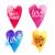 watercolour vector hearts stock photo © solarseven