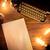 velho · máquina · de · escrever · secretária · escritório · telefone - foto stock © solarseven