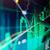 aanraken · beurs · grafiek · grafiek - stockfoto © solarseven