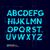 error glitch letters stock photo © solarseven