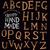 creepy ancient handmade lettering stock photo © solarseven
