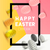 abstract easter frame design stock photo © solarseven