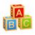куб · письма · школы · дети · образование - Сток-фото © sonia_ai