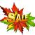 осень · продажи · природы · знак · красный · осень - Сток-фото © sonia_ai