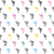 heart vector seamless pattern stock photo © sonia_ai