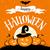 happy halloween vector postcard stock photo © sonya_illustrations