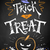 color chalk trick or treat poster stock photo © sonya_illustrations