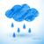 циклон · дождливый · Storm · иллюстрация · небе · дизайна - Сток-фото © sonya_illustrations