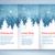 plantilla · de · diseño · invierno · ataviar · forestales · Navidad · folleto - foto stock © sonya_illustrations