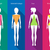 female body types stock photo © sonya_illustrations