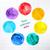 vector · ingesteld · regenboog · aquarel · banners · abstract - stockfoto © sonya_illustrations