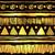üçgen · taklit · altın · soyut · parlak - stok fotoğraf © sonya_illustrations