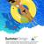 férias · de · verão · aviador · projeto · mulher · jovem · amarelo - foto stock © Sonya_illustrations