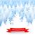 invierno · forestales · grunge · diseno · azul · blanco - foto stock © sonya_illustrations