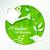zöld · locsolókanna · ikon · virág · víz · természet - stock fotó © sonya_illustrations