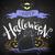 gelukkig · halloween · briefkaart · vector · kleur · krijttekening - stockfoto © Sonya_illustrations