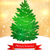 陽気な · クリスマス · グランジ · はがき · デザイン · 白 - ストックフォト © sonya_illustrations