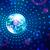 niebieski · strony · disco · ball · świetle · projektu · sztuki - zdjęcia stock © sonya_illustrations