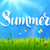 summer word lettering stock photo © sonya_illustrations