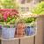 балкона · цветок · окна · изображение · дома · город - Сток-фото © sophie_mcaulay