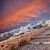 日没 · サントリーニ · 画像 · 有名な · ギリシャ · 水 - ストックフォト © sophie_mcaulay
