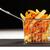chipy · frytki · więcej · brytyjski · francuski · tutaj - zdjęcia stock © sophiejames