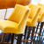 iç · mimari · sarı · sandalye · mavi · koltuk · canlı - stok fotoğraf © sophiejames
